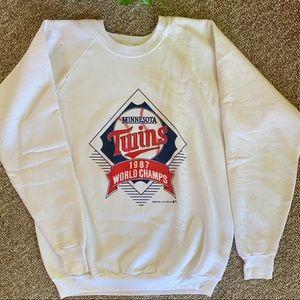 Vintage Minnesota Twins Sweatshirt